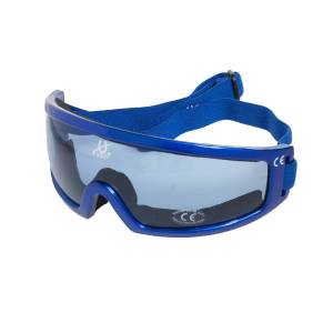 Finn Tack TKO Aerodynamic Framed Evolution Mode Polycarbonate Race Goggles