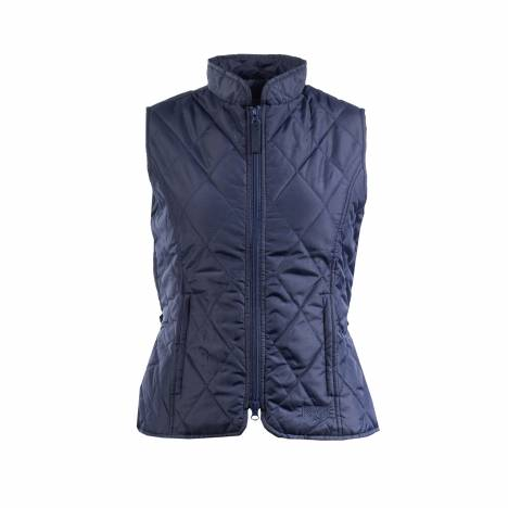 HorZe Spirit Classic Quilted Vest - Ladies