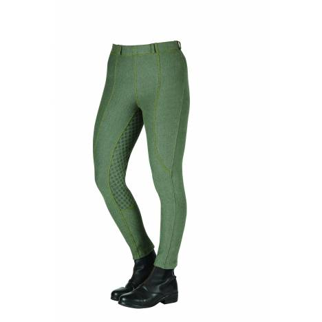 Dublin Ladies Performance Warm-It Gel Riding Tights