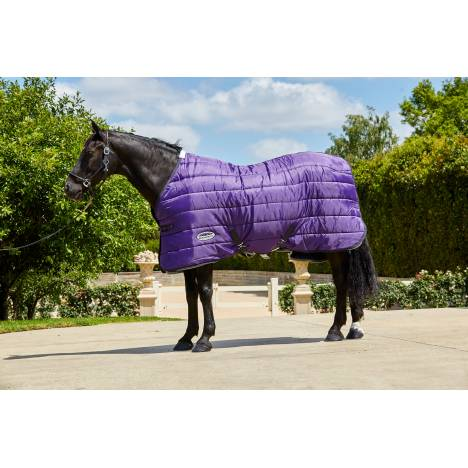 Weatherbeeta Comfitec 210D Channel Quilt Standard Neck Blanket-Medium