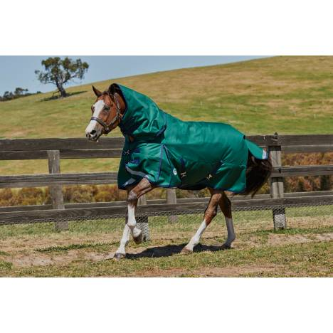 Weatherbeeta Comfitec Plus Dynamic Detach-A-Neck Blanket-Heavy