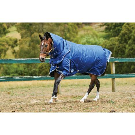 Weatherbeeta Comfitec Ultra Tough Detach-A-Neck Blanket-Heavy