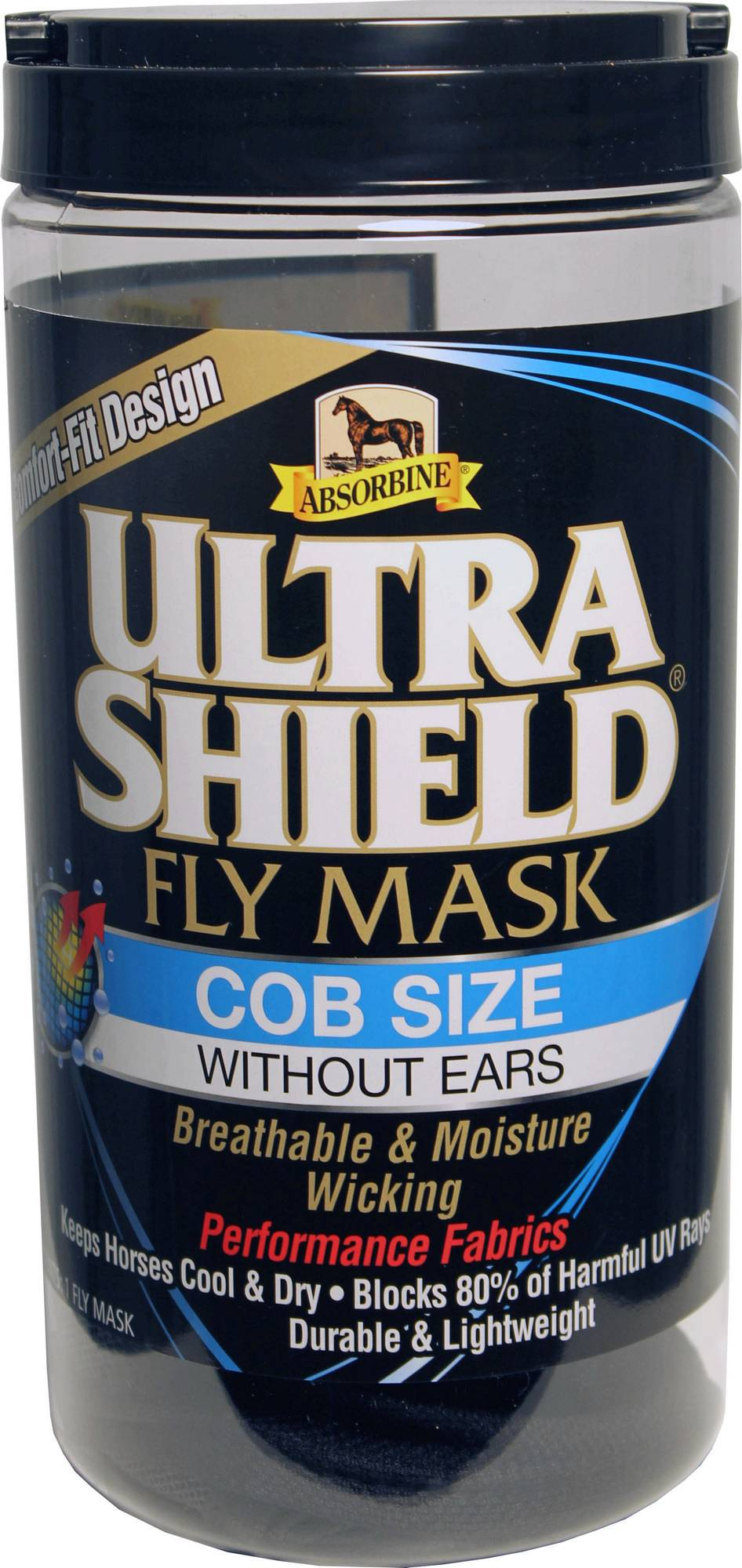 Absorbine Ultrashield Fly Mask Without Ears
