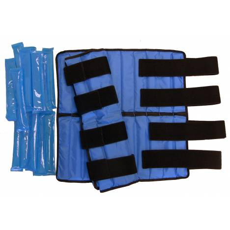 Equomed Lumark Gel Tendon Wrap with Ice Bars