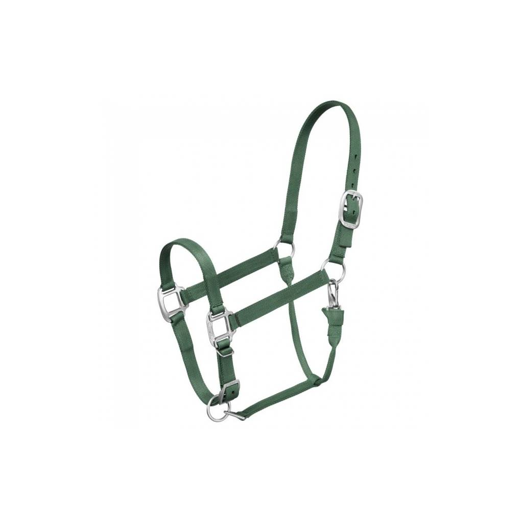 Tough-1 Premium Nylon Halter With Snap