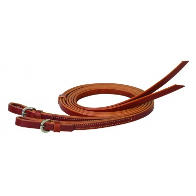 Weaver Skirting Leather Quick Change Split Reins