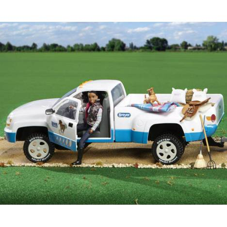 "Breyer Traditional Series Tack Traditional ""Dually"" Truck"