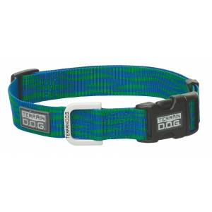 Weaver Terrain Dog Patterned Snap-N-Go Adjustable Collar