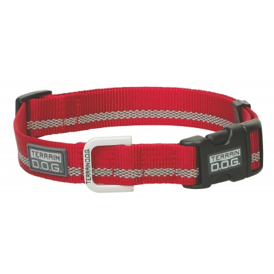 Weaver Terrain Dog Reflective Snap-N-Go Collar