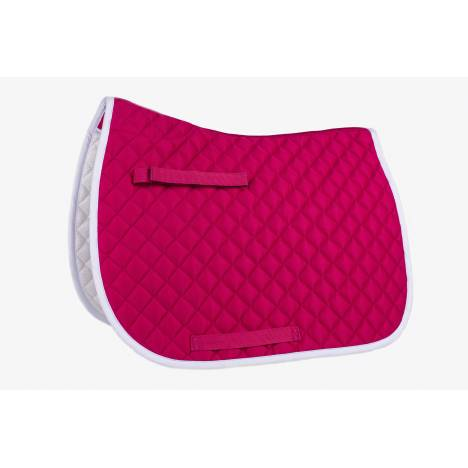 Union Hill Pony Saddle Pad with Trim