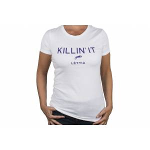 Lettia Killin' It T-Shirt- Ladies