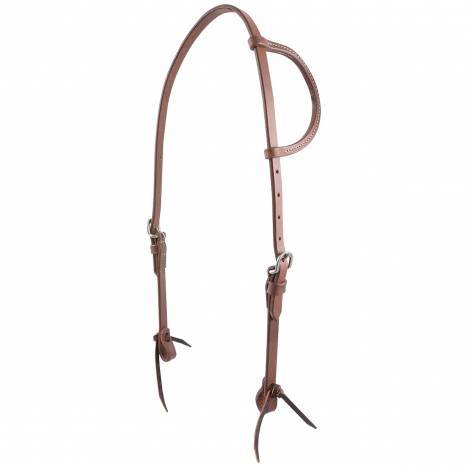 Cashel Harness Leather Slip Ear Headstall