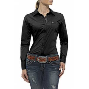 Ariat Kirby Shirt - Ladies - Black
