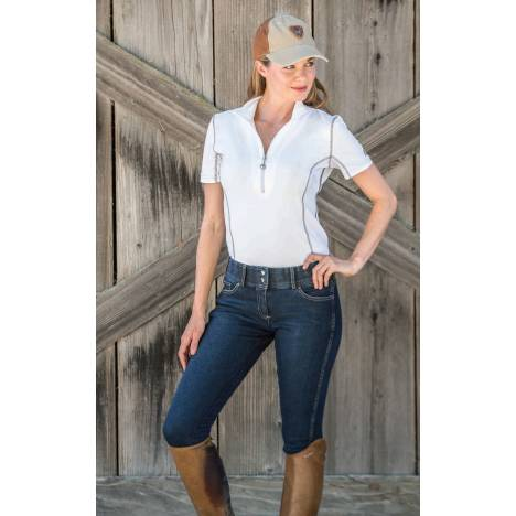 Goode Rider Ideal Show Shirt - Ladies