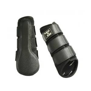 Back On Track 3D Mesh Plain Splint/Brush Boot - Pair