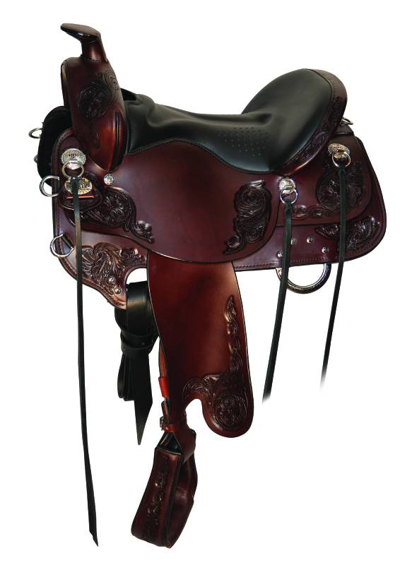 Tucker Horizon North Star Trail Saddle
