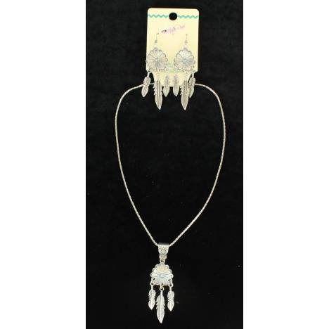 Blazin Roxx Dream Catcher Jewelry Set
