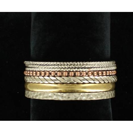 Blazin Roxx Bangle Set