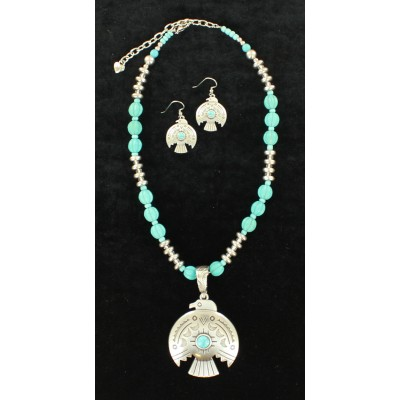 Blazin Roxx Thunderbird Jewelry Set