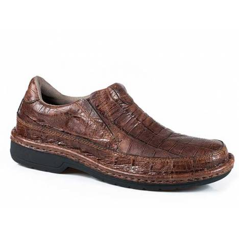 Roper Powerhouse Croc Slip On Casual Shoe- Men's