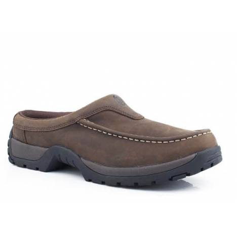 Roper Trot Performance Slip On Casual Shoe- Men's
