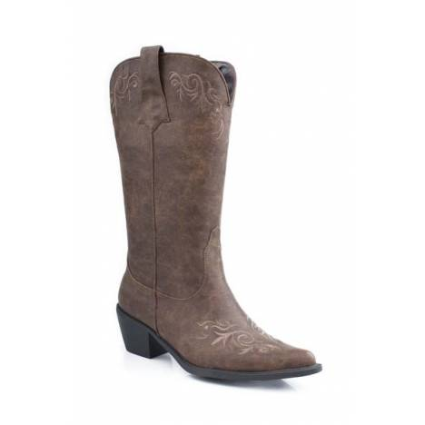 Roper Brooklin Fashion Western Boot- Ladies