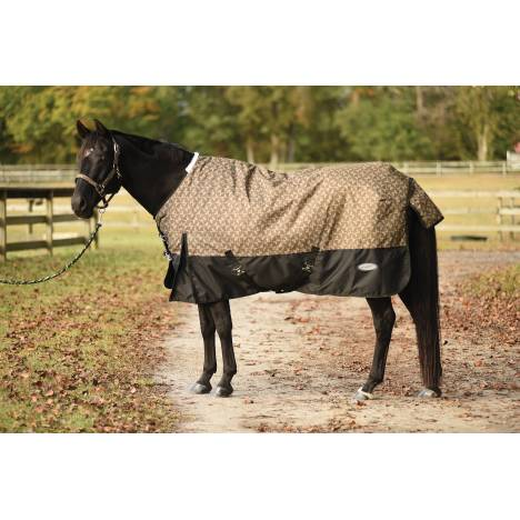 Lami-Cell Aztec 600 D Turnout Blanket - Medium Weight