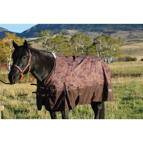 Lami-Cell Wilderness 600 D Turnout Blanket - Medium Weight