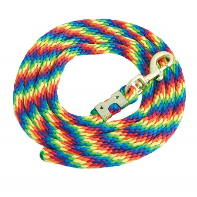 Lami-Cell Poly Rainbow Lead Rope