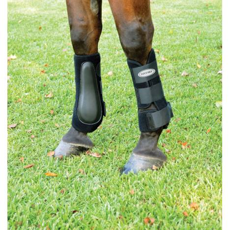 FG Reining Pro Series Protector Splint Boot