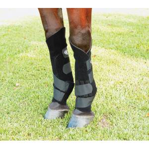FG Reining Extended Knee Boot with Knee Protector