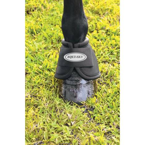FG Reining No Turn Bell Boots
