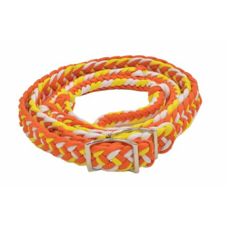 Equi-Sky Braided Barrel Rein- Southwest