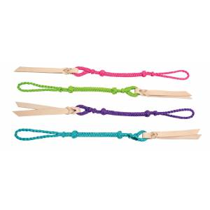 Equi-Sky Glitter Braided Barrel Quirt