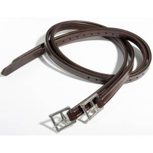 Nunn Finer Nunn Finer Padded Italian Leather Stirrup Leathers