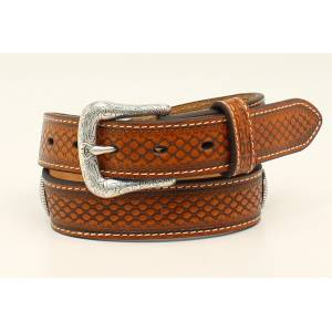 Ariat Embossed  Belt - Boys