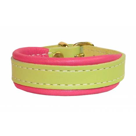 Perris Ladies Padded Leather Bracelet