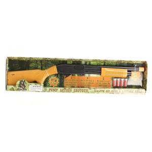 Bigtime Hunter Pump Action Shotgun