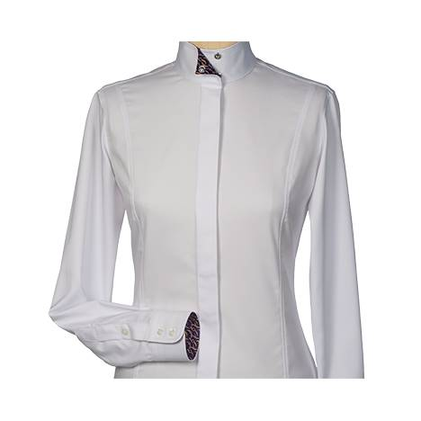 Essex Classics Capezza Fitted Show Shirt - Ladies