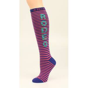 Ariat Rodeo Otc Sock - Ladies