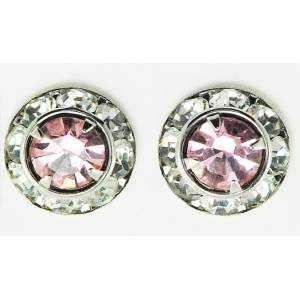 Western Edge Medium Swarovski Crystal Rhondell Earrings