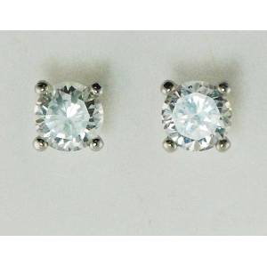 Western Edge Swarovski Crystal Stud Earrings