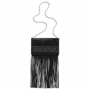 Bandana Palo Alto Folded Clutch With  Chain