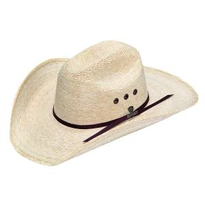 Ariat Natural Palm Western Hat-  Men's