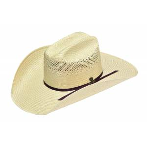 Ariat 10X Straw Western Hat- Men's