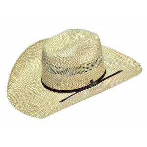 Ariat 20X Twister Americana Straw Western Hat- Men's