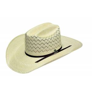 Ariat 20X Double S Western Straw Hat- Men's