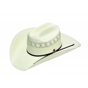 Ariat Double S 10X Straw Hat- Men's