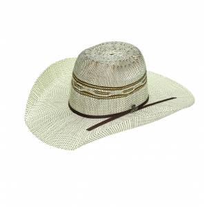 Ariat Sisal Punchy Western Hat- Men's