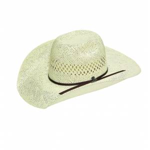 Ariat Punchy Straw Western Hat-Men's